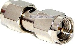 SMA male to male coupler adapter